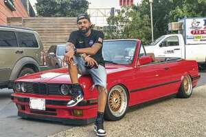 Rogers modeled his 1991 BMW 318i after one of the cars in the film  Paid in Full , a 1987 E30 with gold BBS wheels.