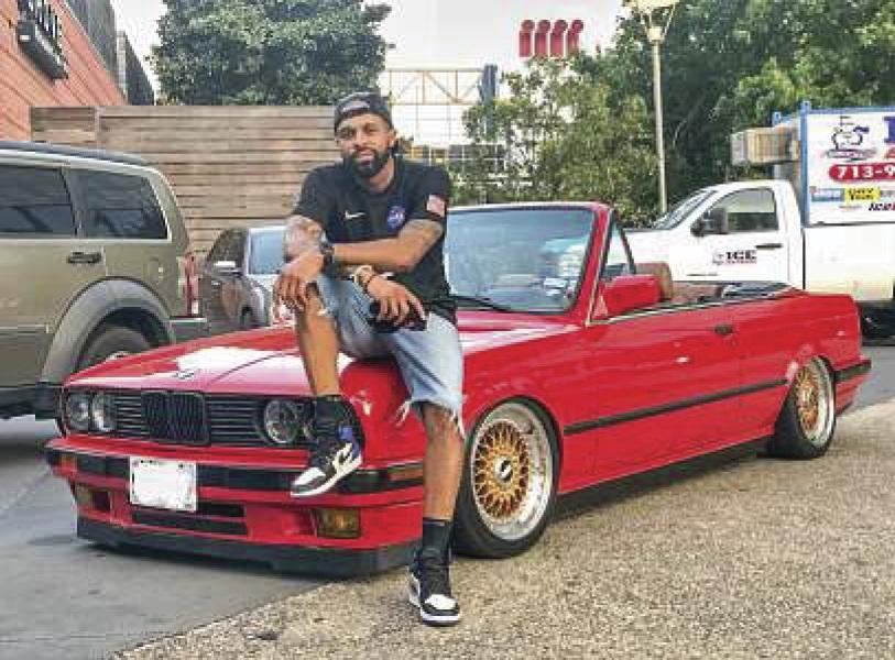 DJ Mr. Rogers loves BMWs, rap, helping Houstonians