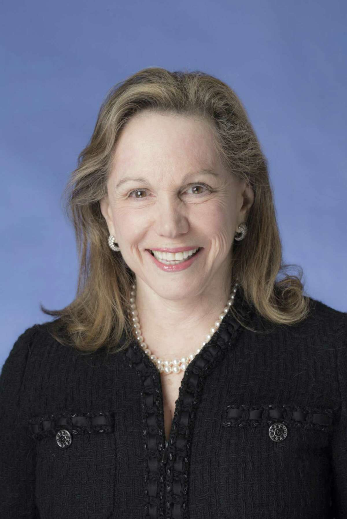 Jenne Britell is the chairwoman of the board of directors of Stamford-based United Rentals.