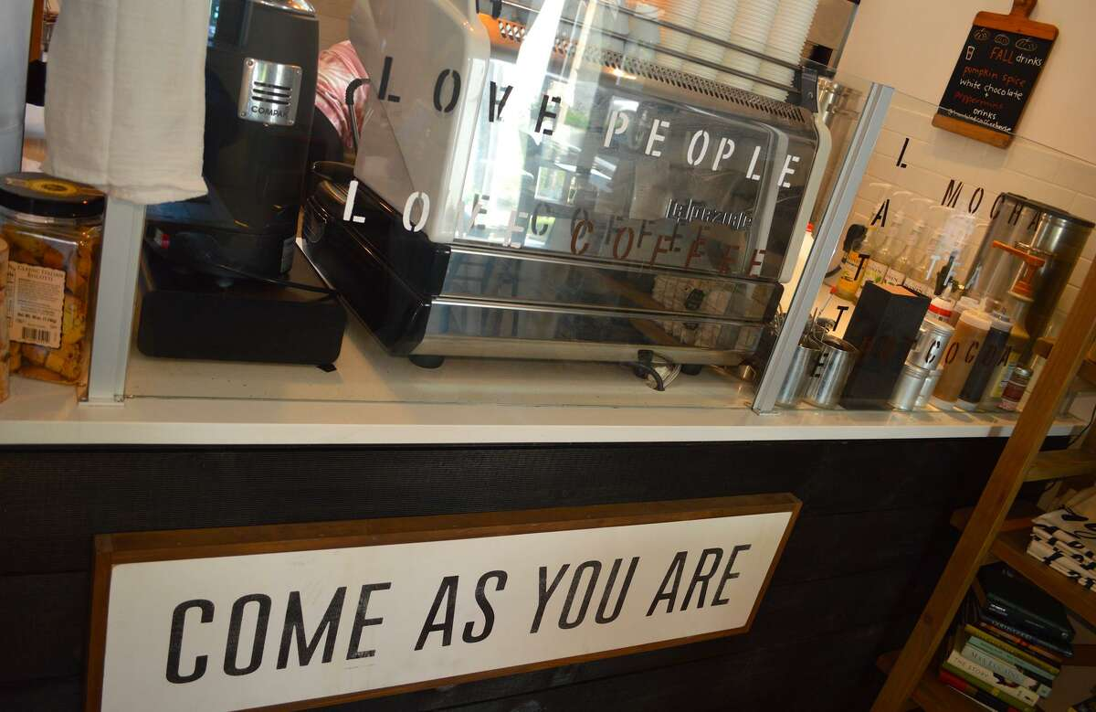 Humbled Coffeehouse in Springdale was voted a best new business by readers in August.