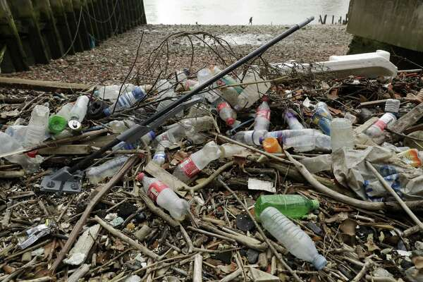 As plastic waste chokes the planet, can petrochemical industry