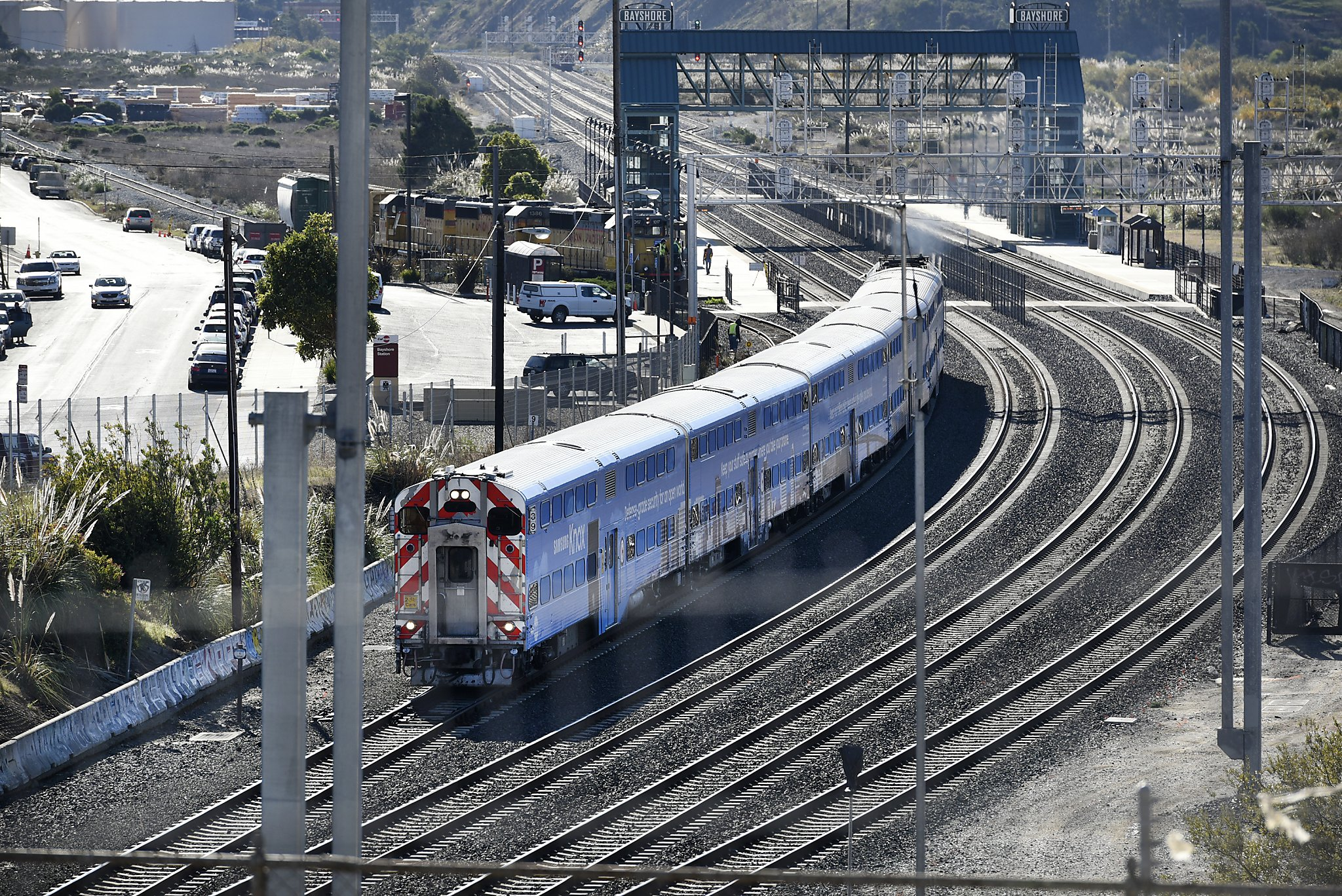 Caltrain will close SF tracks on weekends as it continues ...