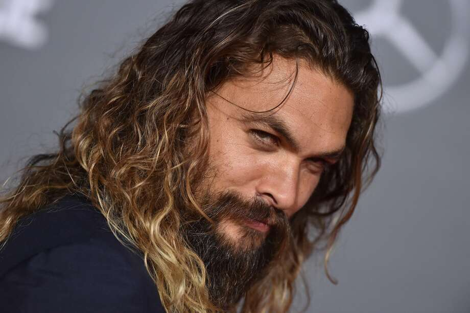 "Actor Jason Momoa will be joined by two ""Stargate: Atlantis"" castmates at Celebrity Fan Fest in San Antonio in November. Photo: Axelle/Bauer-Griffin/FilmMagic"