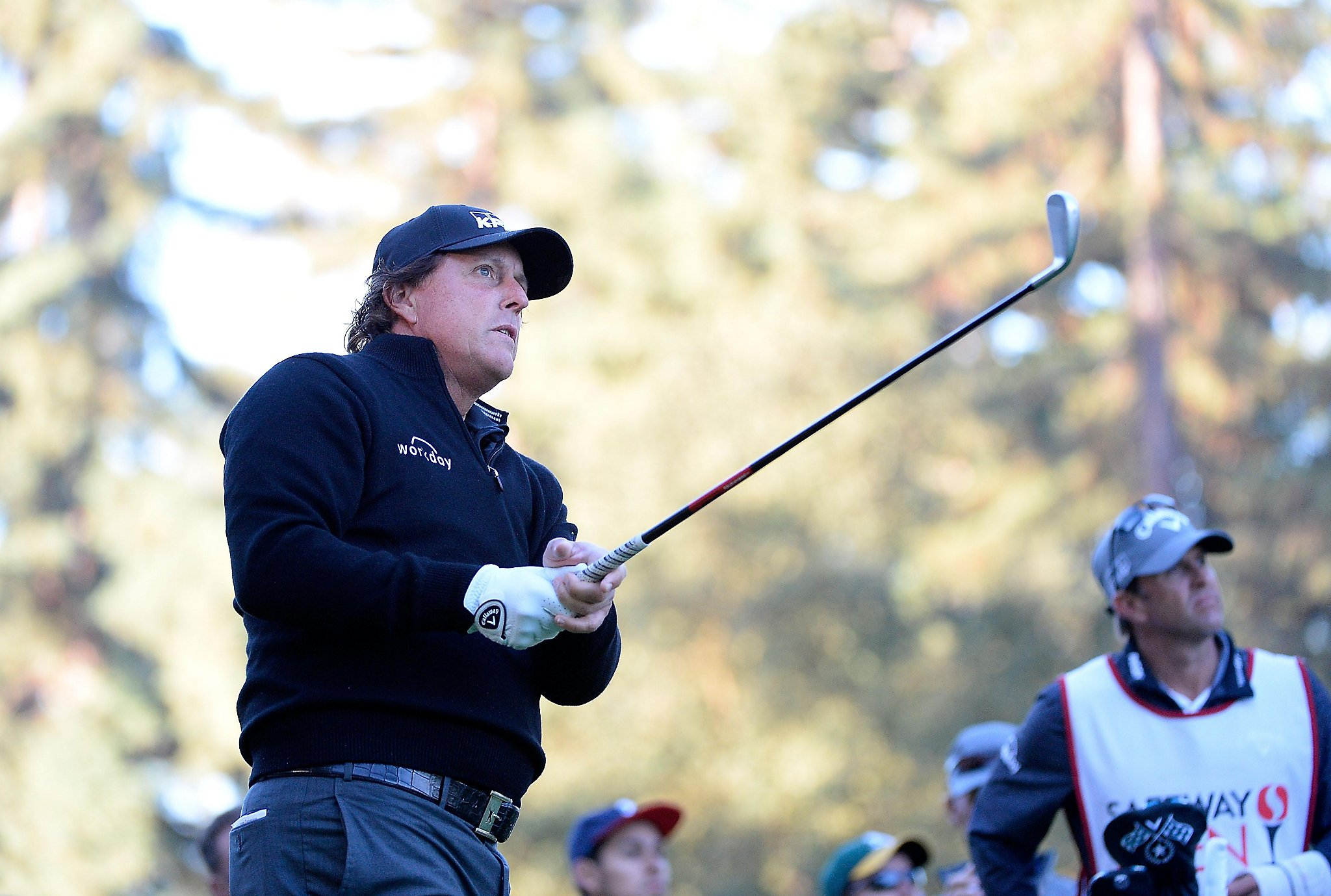 Phil Mickelson plans to scale back his schedule in 2019 ...