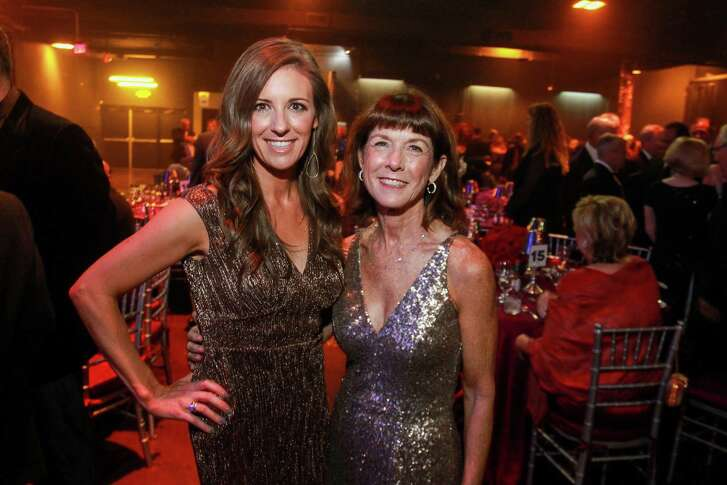 Jessy Deardurff, left, and Dr. Susan Blaney.