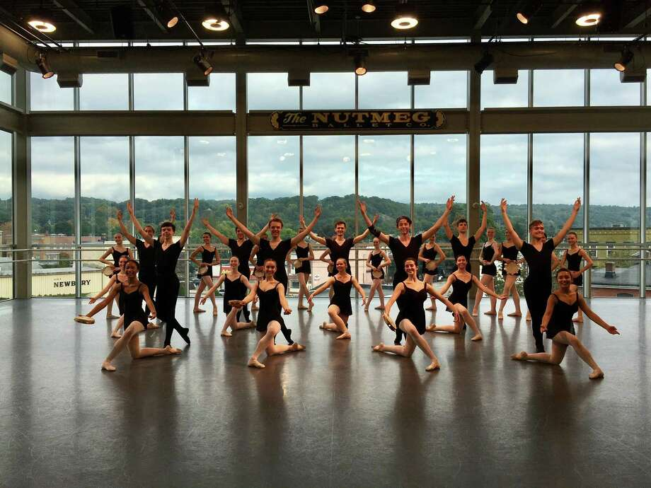 Dancers from the Nutmeg Conservatory of Dance will again participate in Torrington's annual Columbus Day celebration, Monday, Oct. 12. Photo: /