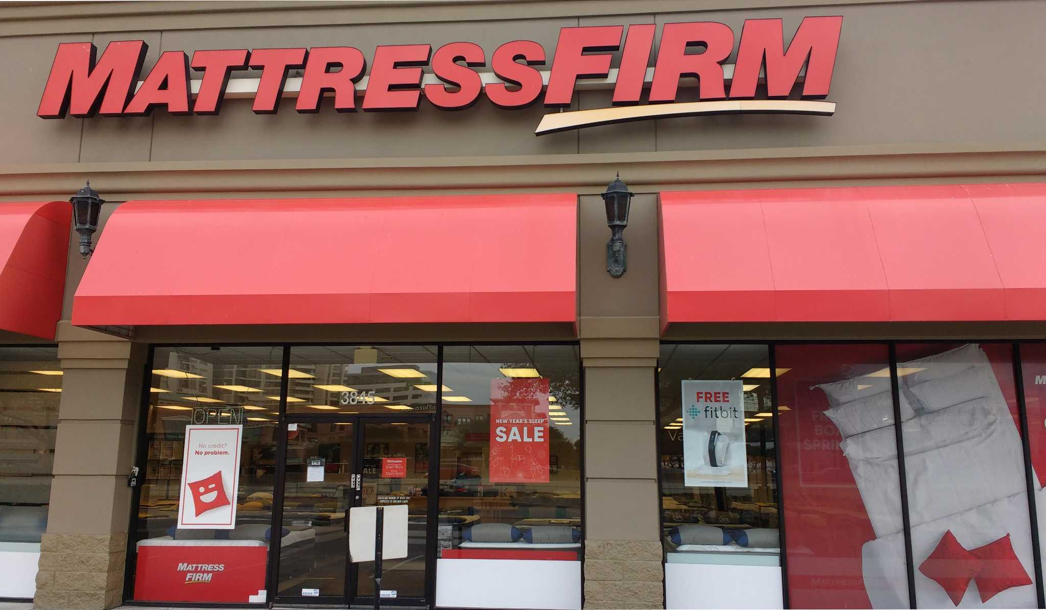 Chapter 11 Mattress Firm Files For Bankruptcy Reorganization