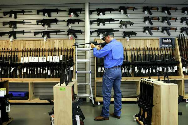 Proposed rules may make it harder to open a gun store in San Antonio