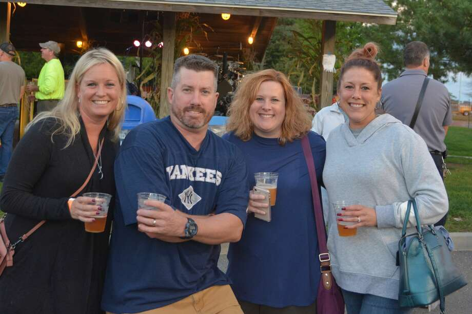The Boys and Girls Club of Milford held its annual Pumpkins on the Pier event on October 5 and 6, 2018. Pumpkins Eve on October 5 featured music from the Rum Runners, food trucks and beer by The New England Brewing Co. Were you SEEN? Photo: Vic Eng / Hearst Connecticut Media Group