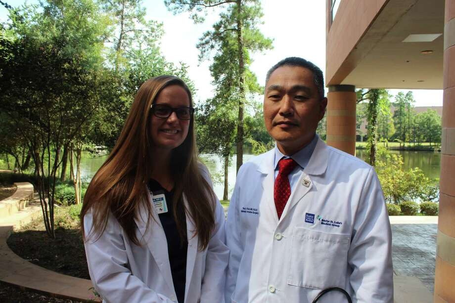 St. Luke's Heartburn & Acid Reflux Institute nurse practitioner Vanessa Hargett and surgical director Yong Choi are leading the charge in treating the common ailment in The Woodlands. Photo: Photographed By Marialuisa Rincon