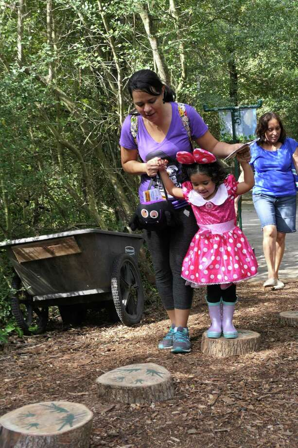 Adults and children alike will enjoy a host of fun activities at Houston Arboretum's ArBOOretum Fall Family Festival on Saturday, Oct. 20 from 10 a.m. to 4 p.m. at 4501 Woodway Dr. Photo: Courtesy Photo By Houston Arboretum & Nature Center