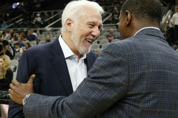 """""""I think it's a travesty that ... we don't get to say 'Hall of Fame coach Gregg Popovich.'"""" Clippers coach Doc Rivers says."""