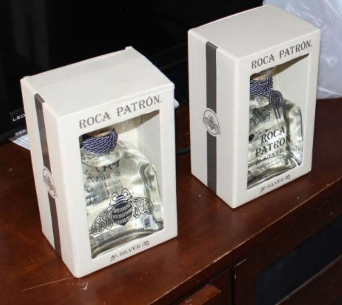 Police recovered 29 cases of Roca Patron Silver worth $11,310 and arrested a man who is allegedly linked to the cargo theft.