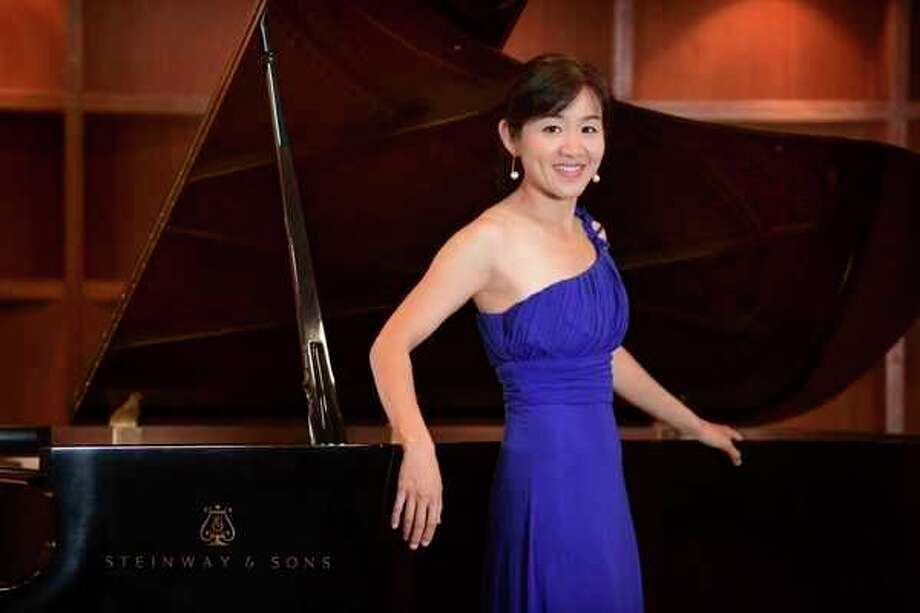 Concert pianist Wendy Chu will perform on a 1904 Steinway Model A piano acquired in May in concert Sunday, Oct. 21, at First Presbyterian Church of Caro, 203 N. Almer St. Chu serves as the president of the Midland Music Teachers Association. (photo provided)