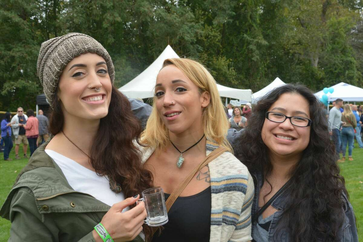 The Smoke in the Valley beer festival took place at Matthies Field in Seymour on October 6, 2018. Festival goers enjoyed five acres of craft beer, home brews and live music. Were you SEEN?