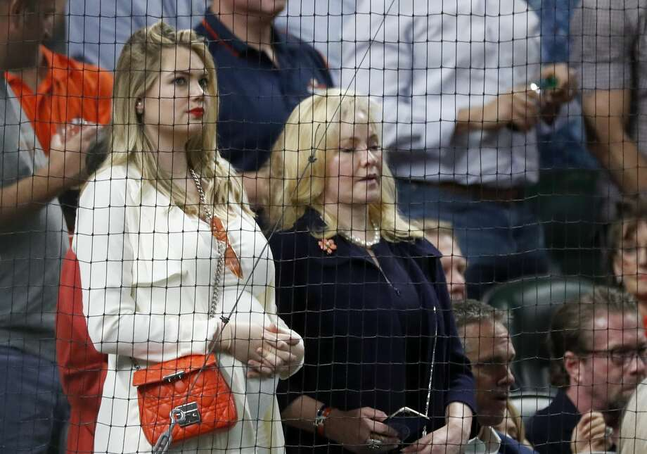 PHOTOS: More of Kate Upton at Saturday's Astros victory