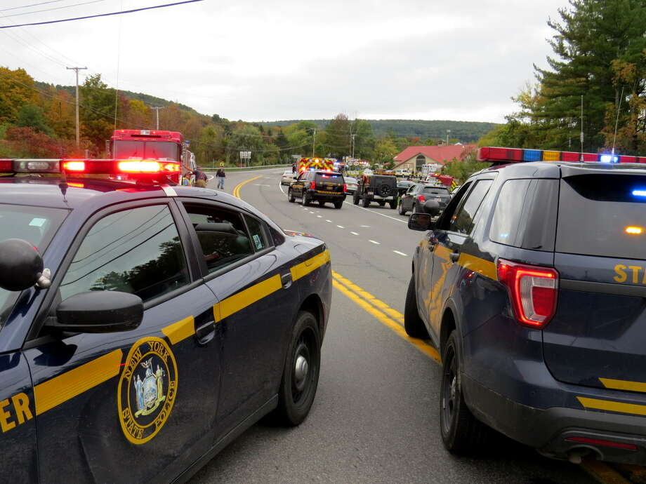 Multiple fatalities' in Schoharie County crash - Times Union