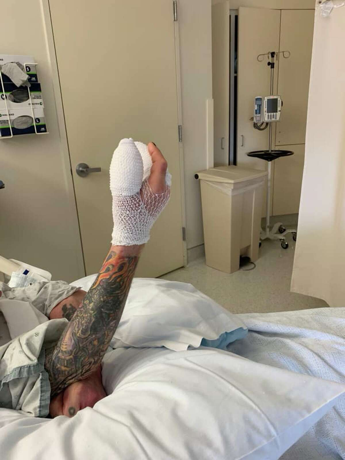 Ozzy Osbourne was hospitalized after an infection led him to need hand surgery Saturday morning, he said in a statement. Click through the gallery to read about the origin stories of iconic Bay Area rock bands.