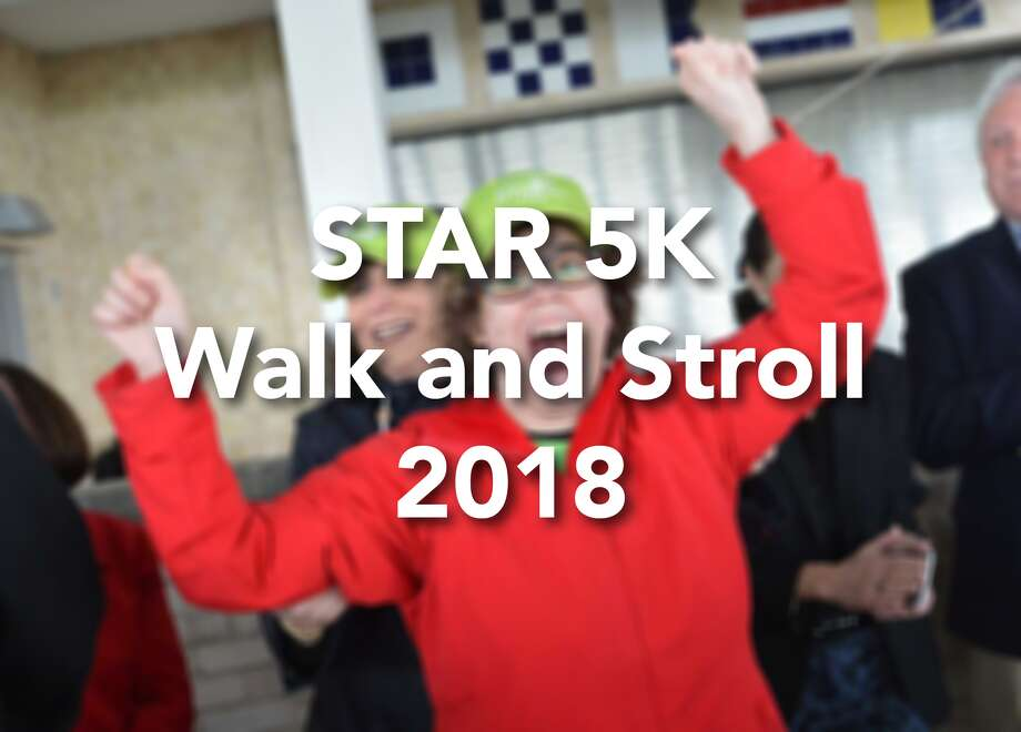Click through the slideshow to see photos from STAR's 2018 5K Walk and Stroll. Photo: Alex Vonkleydorff