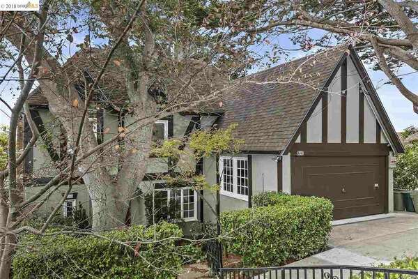 Perfectly preserved Berkeley Hills Tudor on market for first time since 1962 asks $1.099M
