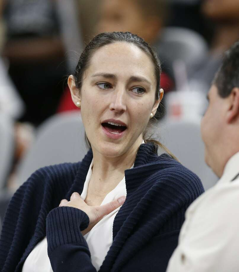 Ruth Riley Hunter will be an analyst on television and radio for the Miami heat. Photo: Ron Cortes / Associated Press