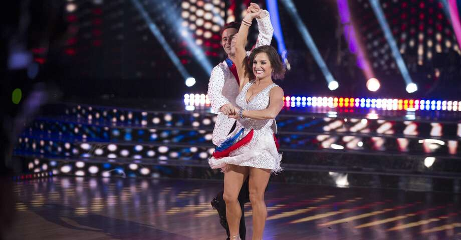 Olympic athletes who have competed on dancing with the stars