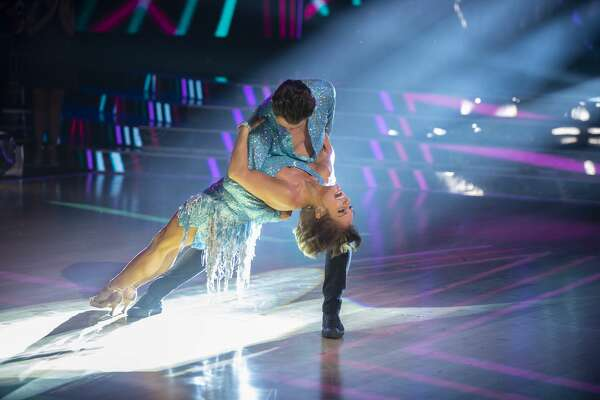 "DANCING WITH THE STARS - ""Episode 2701A"" - On part two of the spectacular season premiere, the 13 celebrities get ready to hit the ballroom floor once again, with a lot riding on their final scores, on ""Dancing with the Stars,"" live, TUESDAY, SEPT. 25 (8:00-10:01 p.m. EDT), on The ABC Television Network. (Eric McCandless via Getty Images) SASHA FARBER, MARY LOU RETTON"