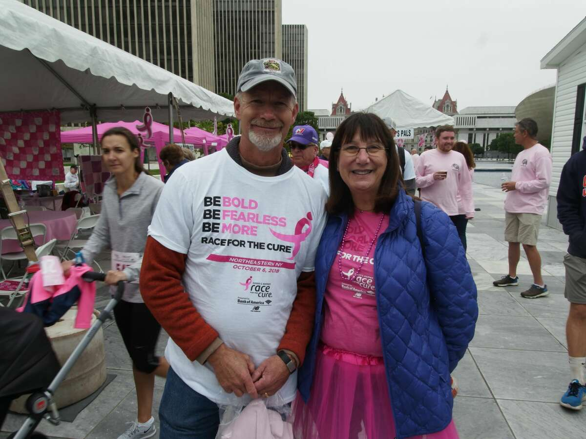 Were you Seen at the 2018 Komen Northeastern New York Race for the Cure in Albany on Oct. 6, 2018?
