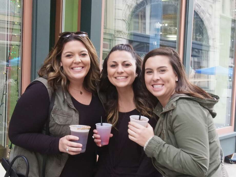 Were you Seen at the 12thAnnual Chowderfest in downtown Troy on Oct. 7, 2019?   Photo: Alycia Williamson