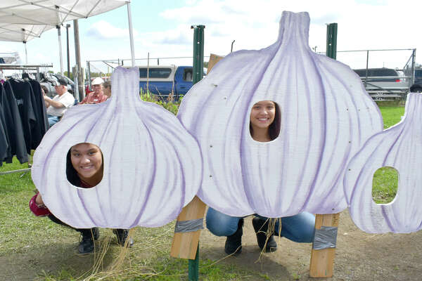 The 14th Annual Connecticut Garlic and Harvest Festival, the weekend of October 6-7, 2018. The event at the Bethlehem Fairgrounds features fresh garlic and farm produce, garlic specialty food vendors, crafts, garlic food court, garlic growing lectures, garlic cooking demonstrations, live entertainment, amusements, and plenty of samples, make this a must for a garlic lover. were you SEEN?