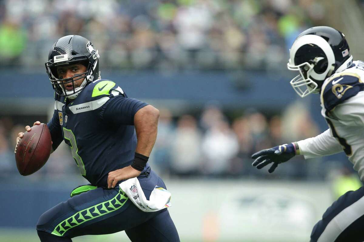 A LOT TO LIKE FROM OFFENSE AGAINST RAMS The Seahawks had their best offensive performance against the Rams last week. They had season-bests in third-down conversion rate (7-of-12) and rushing yards (190). Quarterback Russell Wilson had his most efficient performance of the season, play action worked with great success and the team found a power run game with Chris Carson and Mike Davis. Carroll said Tuesday the hope is maintaining the upward trajectory in London.