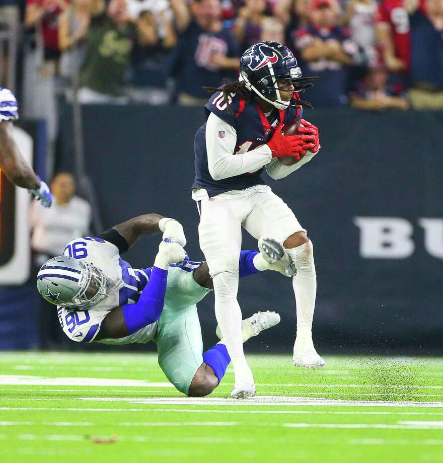 Texans Rookie Keke Coutee 'mastering This Offense