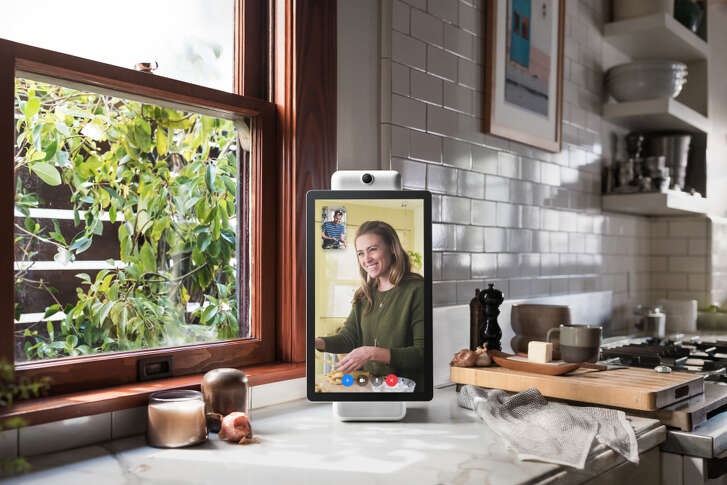 Facebook on Monday, Oct. 8, 2018, launched Portal, a videochat device that sells for about $200.