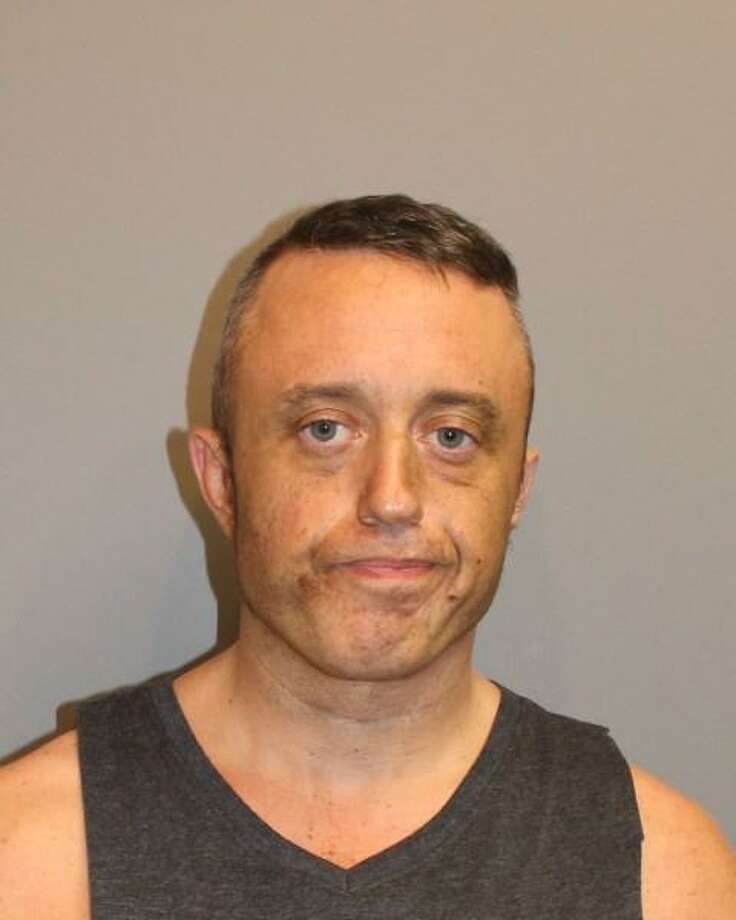 David Gannalo, 39, of Broad Street, Norwalk Photo: Norwalk Police Dept.