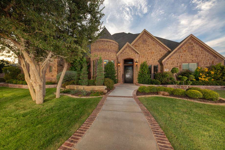 The 4,428 square-feet north Midland home is listed for$1.2 million, according to Realtor.com  Photo: Courtesy Of The Victoria Printz Team Realtors / STEVENPHOTOS.COM