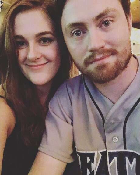 Pat Cushing and his girlfriend, Amanda Halse, were both killed in the limo crash in Schoharie on Oct. 6, 2018. Photo: Courtesy Of Michelle Radley