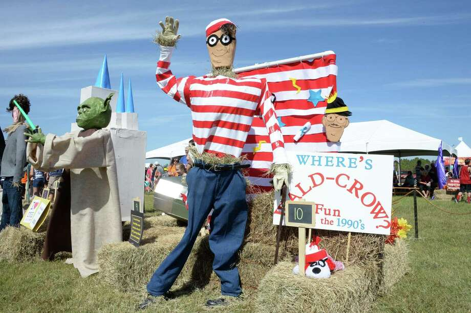 The 2019 Scarecrow Festival is scheduled for 4:30 to 7:30 p.m. in downtown Fulshear at First United Methodist Church Fulshear, 8201 Harris St. Shown here is the Scarecrow Festival at Cross Creek Ranch in Fulshear on Oct. 17, 2015. Photo: Craig Moseley / Internal