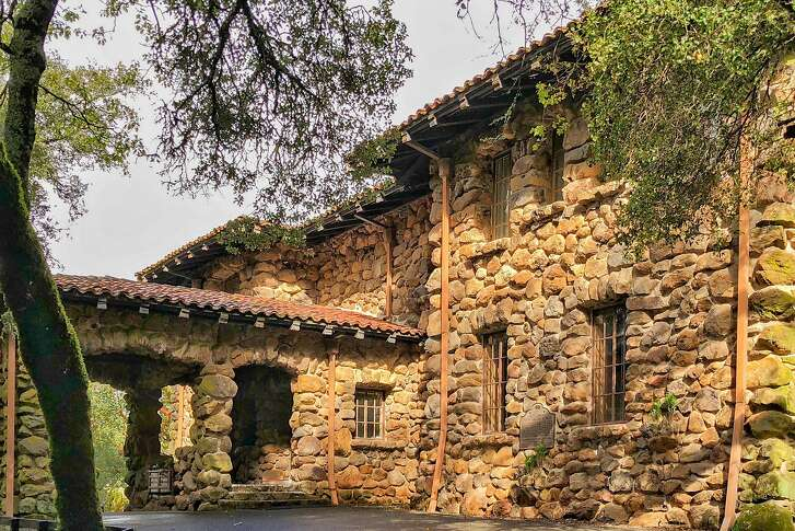 The House of Happy Walls at Jack London State Historic Park in Sonoma County.