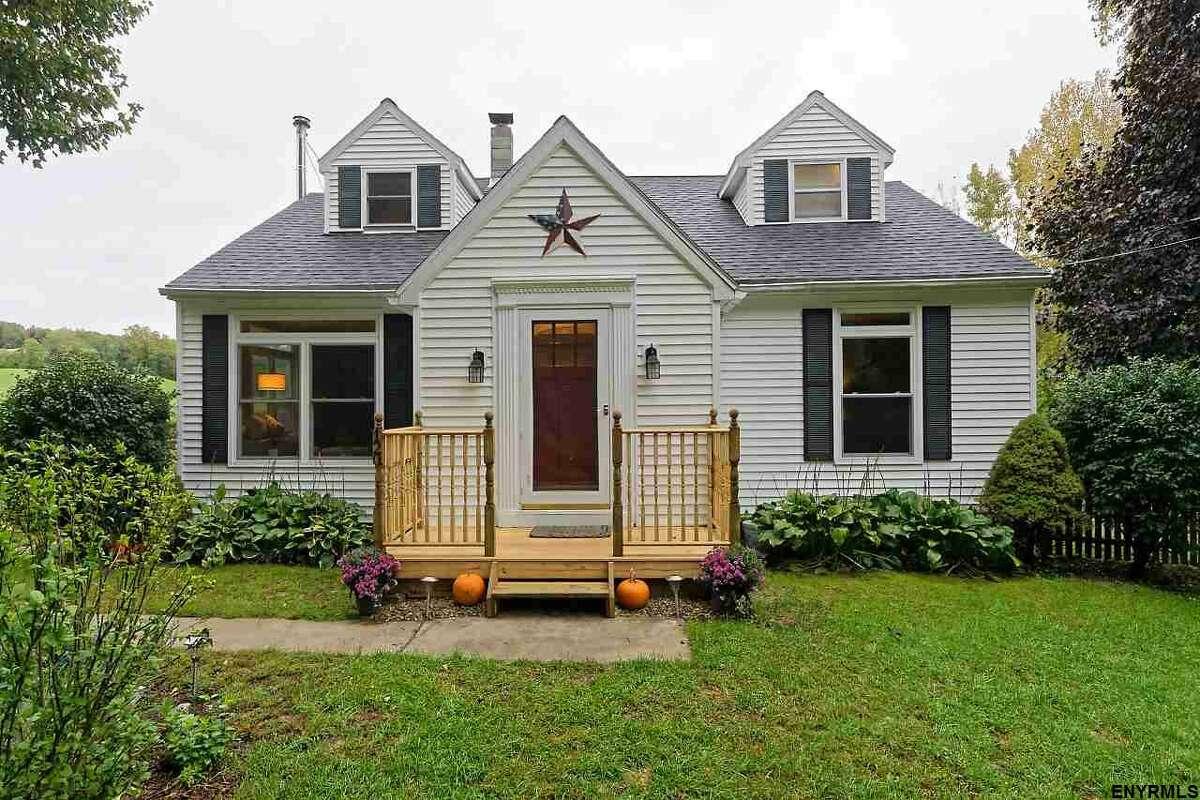 $244,900. 120 Liberty Rd., Brunswick, NY 12180. View listing.