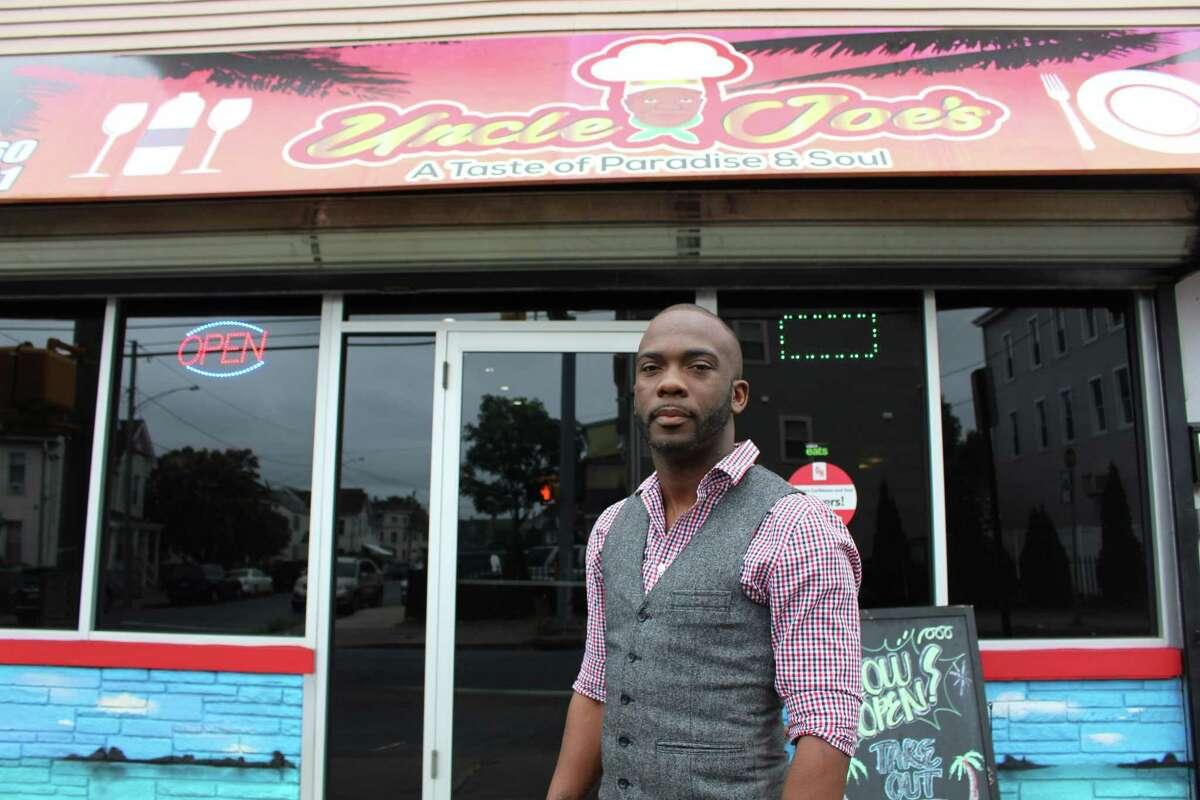 Nate Smith, owner of Uncle Joe's in Bridgeport
