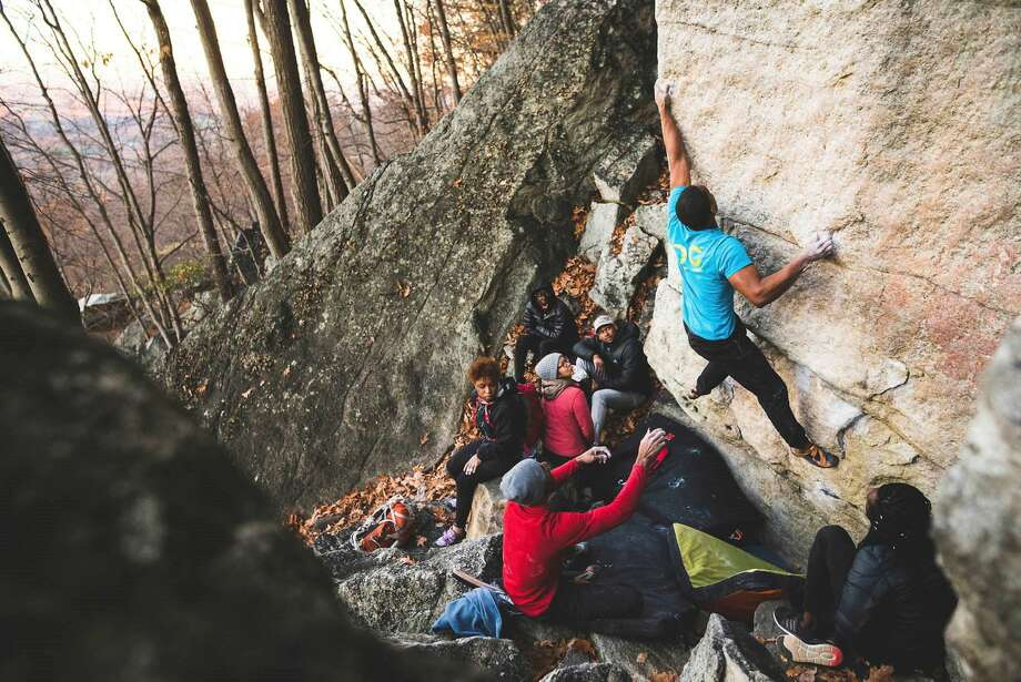 """Brothers of Climbing"" is among the short documentaries to be screened when ""Mountainfilm on Tour"" comes to The Warehouse at Fairfield Theatre Company on Oct. 21. Photo: Brothers Of Climbing / Contributed Photo"