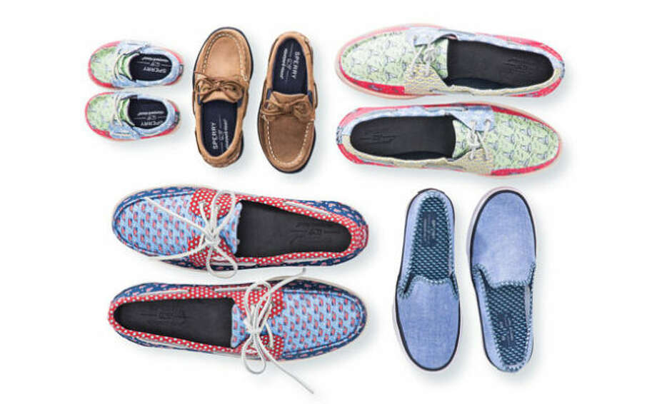 Vineyard Vines Sperry footwear Photo: Westfair Communications