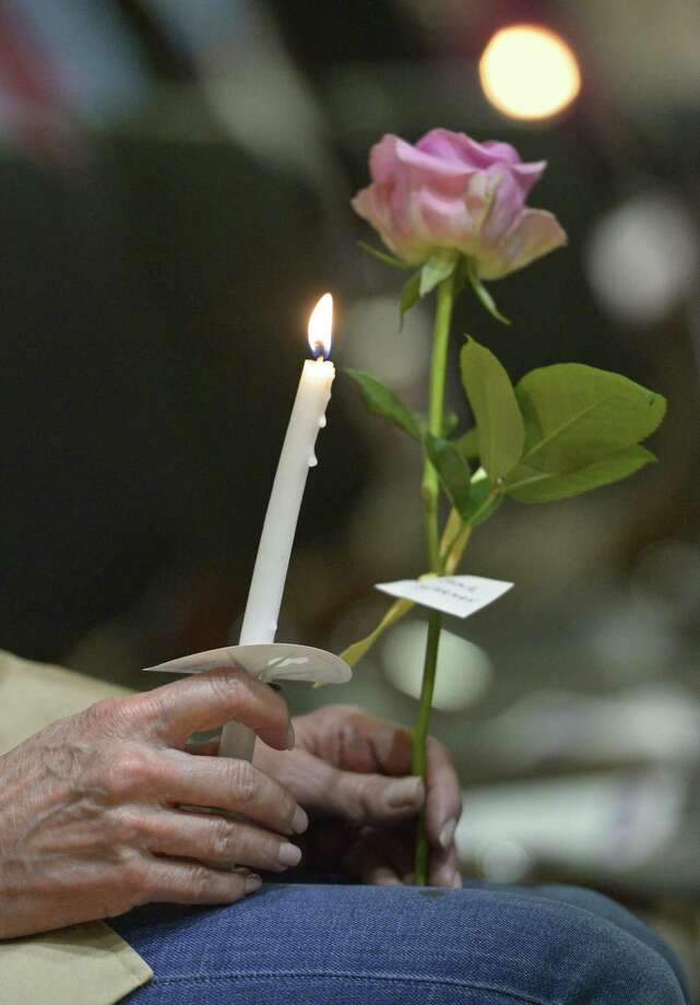 YWCA Greenwich will host its Annual Candlelight Vigil and Art Show from 6:30 to 8 p.m. Tuesday at its home at 259 E. Putnam Ave. The event is a tribute to survivors of domestic abuse and the volunteers who give their time and talent to help survivors. The organization will also memorialize Connecticut victims who lost their lives this past year to their abusers. The event is free and open to the public. October is Domestic Abuse Violence Awareness Month. Photo: File / H John Voorhees III / Hearst Connecticut Media / The News-Times