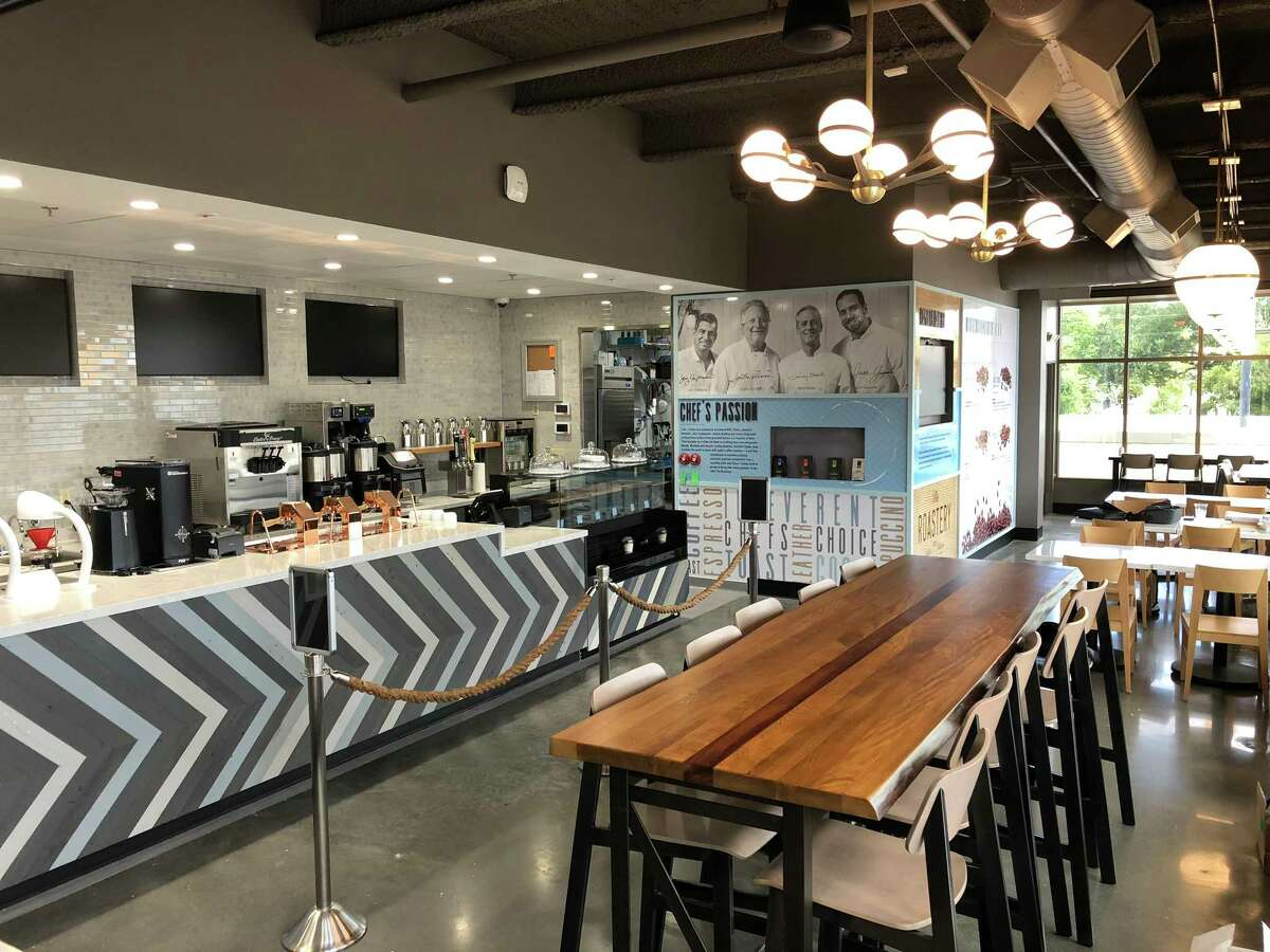 The Roastery Coffee Kitchen is a new casual coffee and cafe concept that will open in select H-E-B stores in Houston beginning with the Bellaire market at 5106 Bissonnet on Oct. 17. The business, headed by Jason Giagrande, plans to open in at least four H-E-B stores with plans for additional expansion.