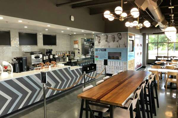 the roastery coffee kitchen is brewing up big business in houston rh houstonchronicle com kitchen stores in houston tx kitchen hardware stores in houston