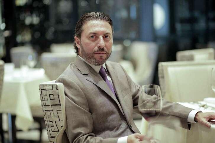 Vinny Montecuollo, wine director at Potente and Osso & Kristalla restaurants