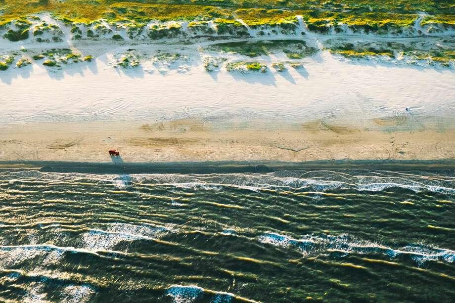 """South Padre Island"" by Jay B. Sauceda Photo: Jay B. Sauceda"