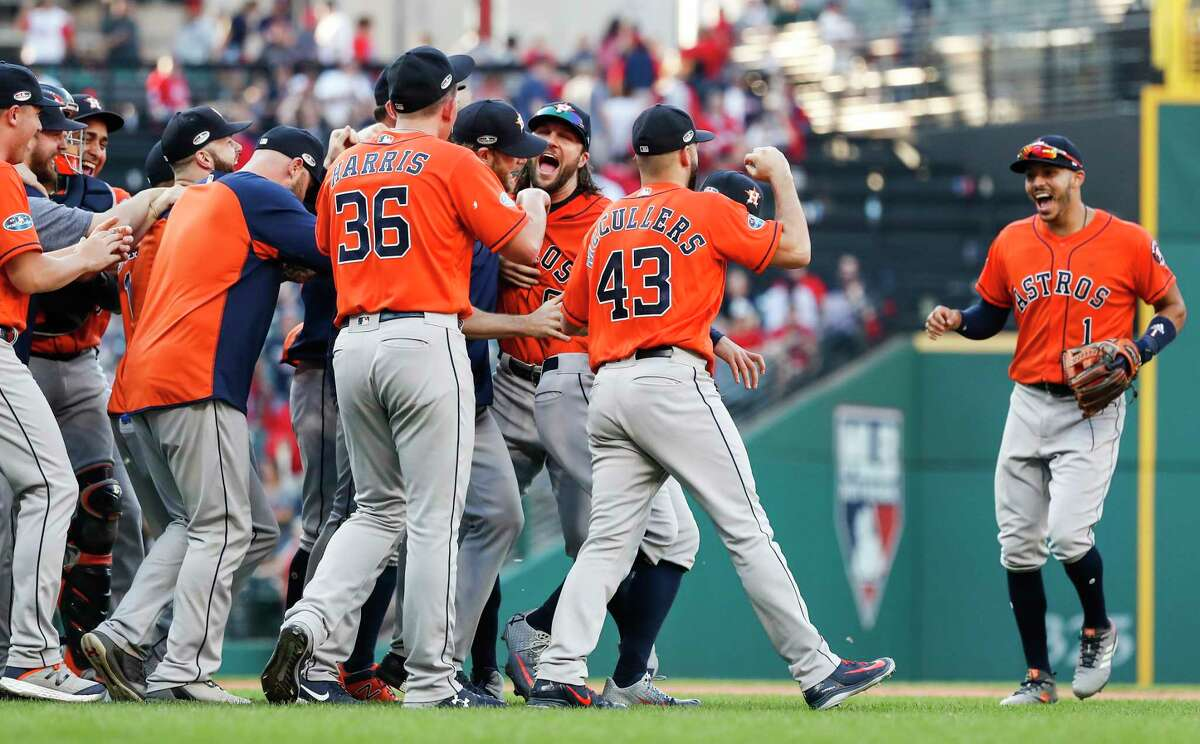 PHOTOS: Projected win totals for each Major League Baseball team this season The Houston Astros, who have won at least 101 games in each of the past two seasons, are projected to have the most wins in Major Leagu Baseball this season. Browse through the photos above for the over/under win totals for each team in Major League Baseball this season ...