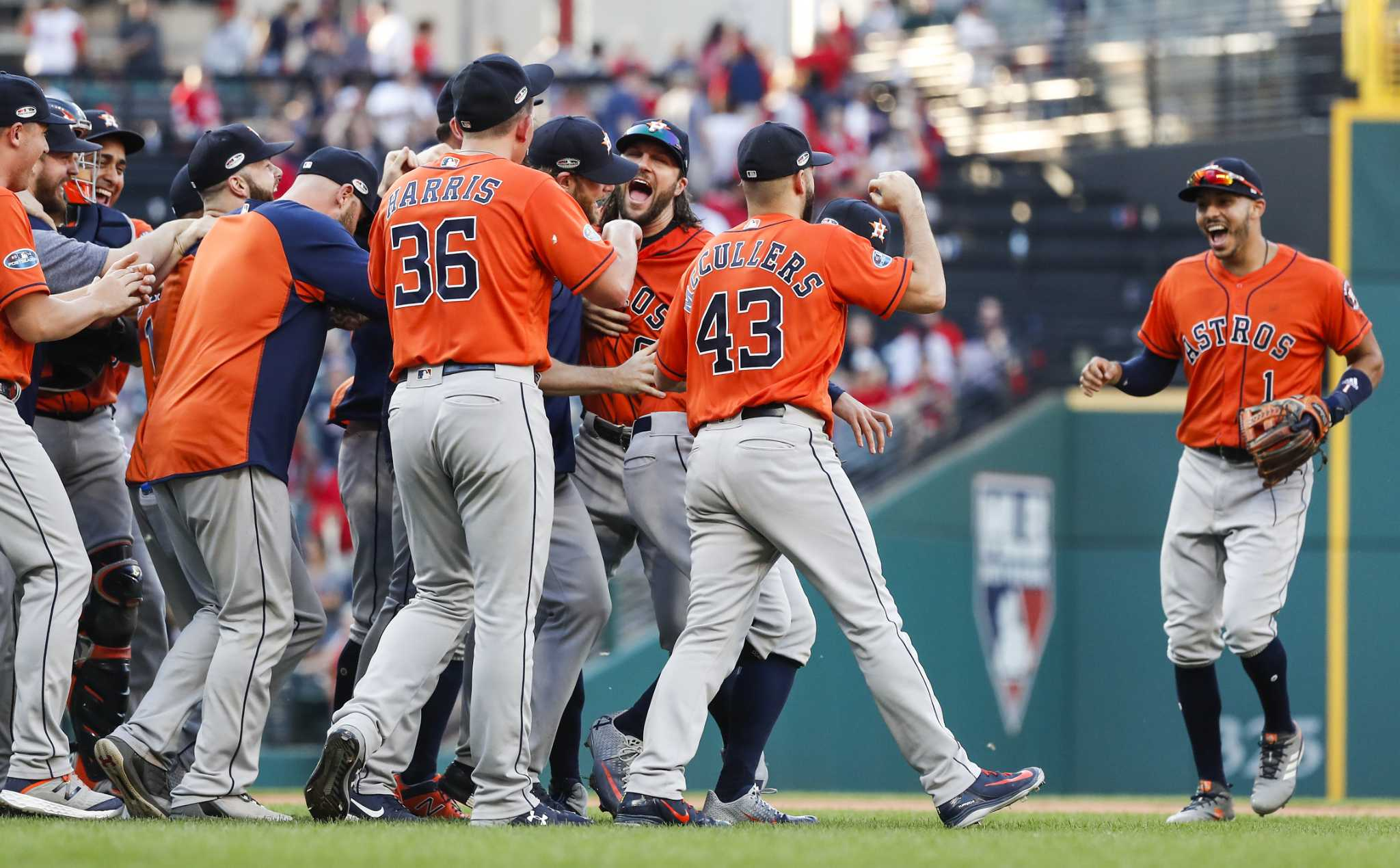 e60aa548047 Astros will play at least one day game in ALCS - Houston Chronicle