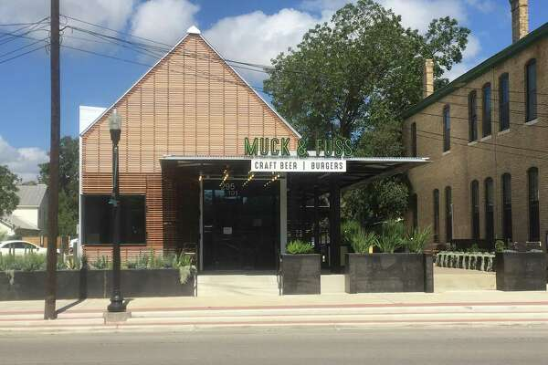 Muck & Fuss and Sidecar are two new restaurant and bar concepts now open inside the Prince Solms Inn space at 295 E. San Antonio St. in New Braunfels. A large courtyard has been created to connect the two spaces.